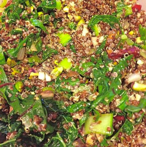market quinoa 1