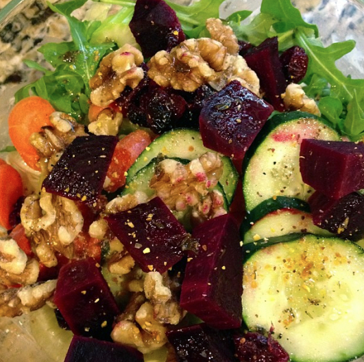 Zest Salad