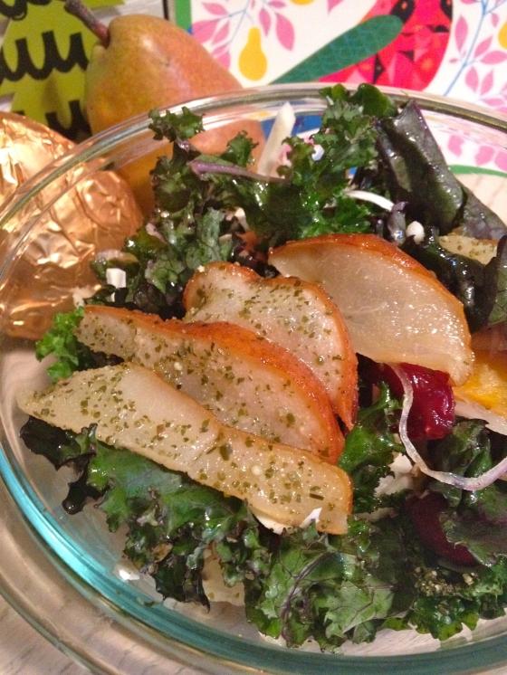cranberry salad 1