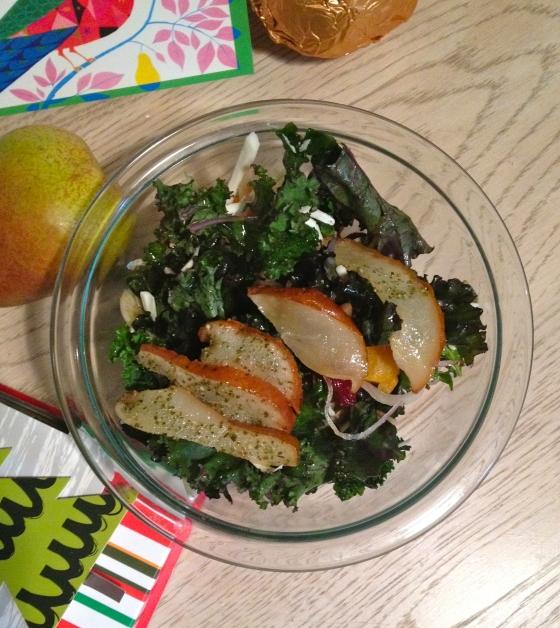 cranberry salad 2